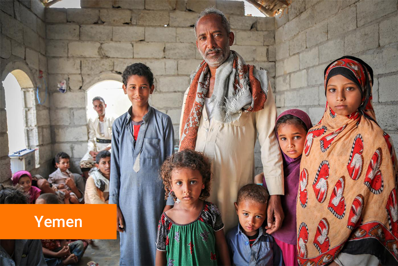 Support our work in Yemen