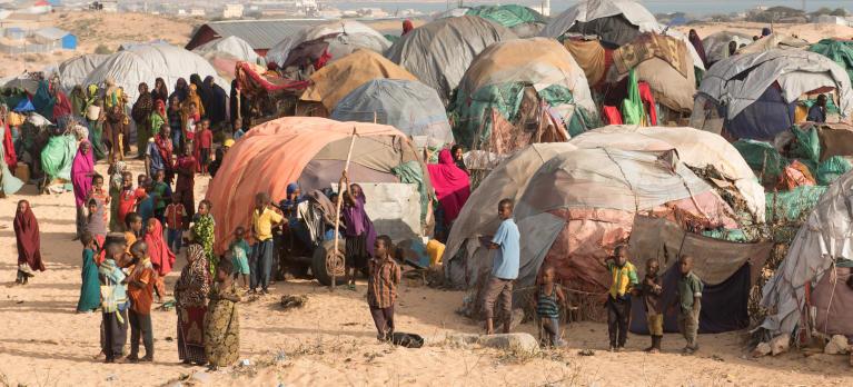 Image result for Somalia displaced people