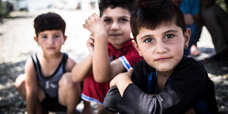 The attack of IS group on Sinjar four years ago resulted in 1,293 Yazidis killed while there are still 3,117 Yazidis (1,452 women and 1,665 men) remaining under IS enslavement and their whereabouts unknown, according to the Kurdish Regional Government of Iraq.  2,745 children have become orphans and face an uncertain future in displacement camps. There are some children whose entire families were killed in the war against the Islamic State group, many buried in the 63 mass graves found in the area.  Photo: Tom Peyre-Costa/NRC