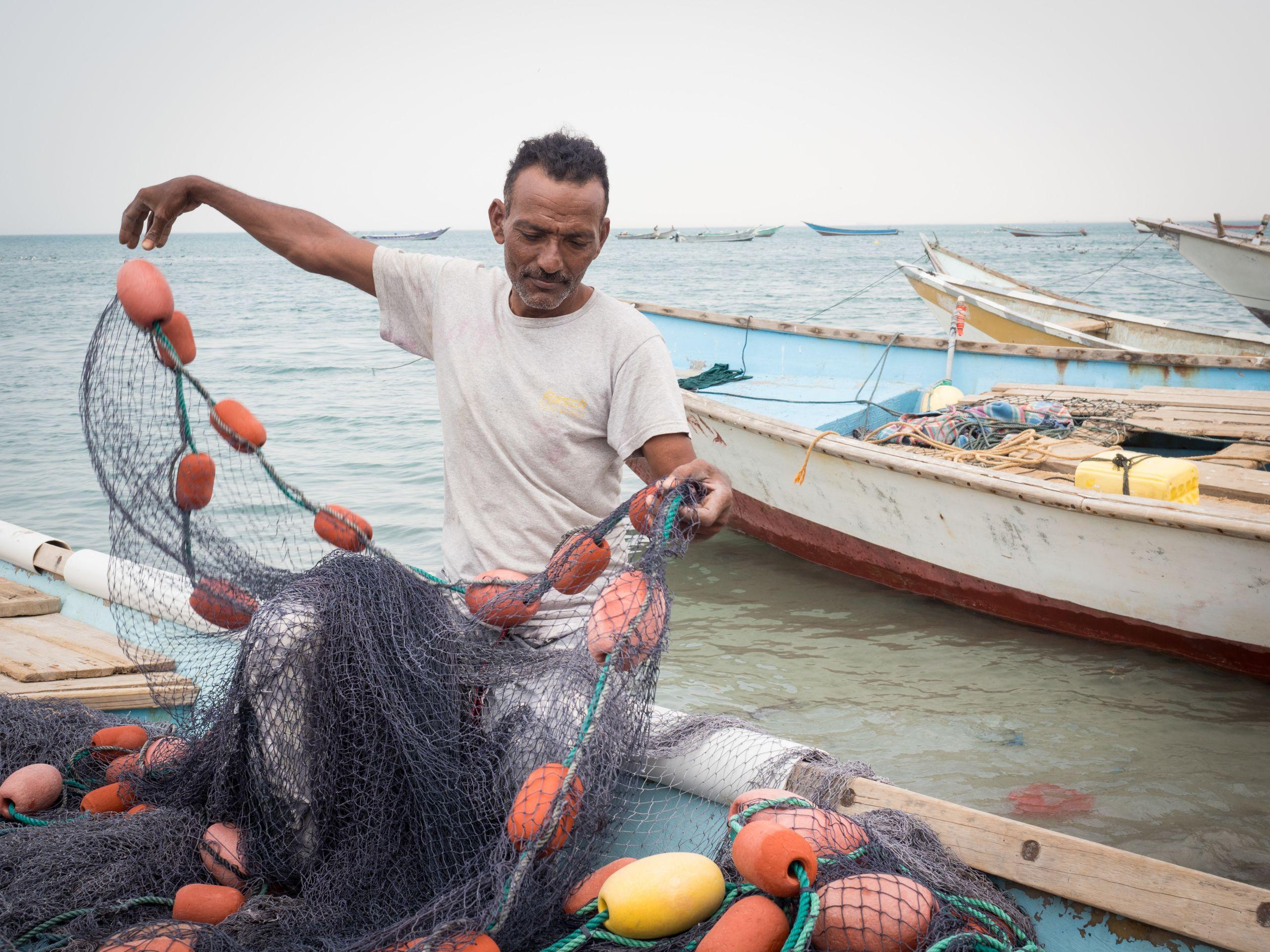 Yemen - How fishing communities are fighting back